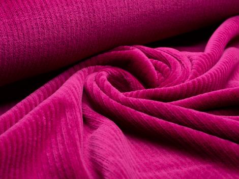 BIO Cord Nicki - Hamburger Liebe - Albstoffe - pink