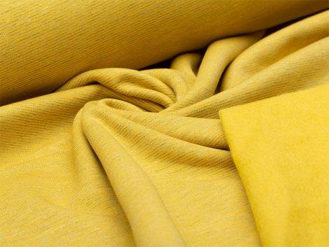 Sweat - Streifen - gelb