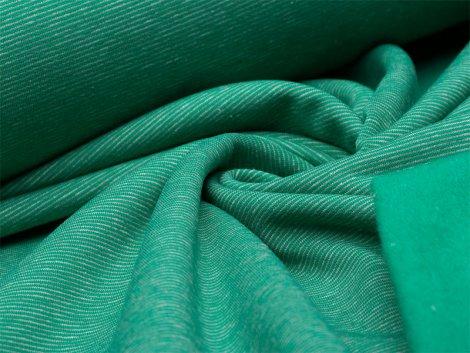 Sweat - Streifen - grün