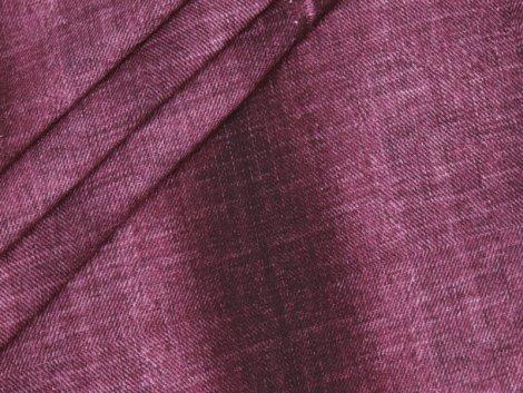 BIO Sweat - Jeansoptik - lilac - EXKLUSIV DESIGN