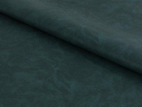 Kunstleder - Rolle 50x65cm - petrol