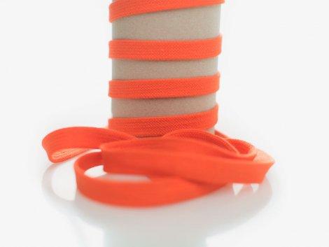 Kordel - 12mm - flach - orange