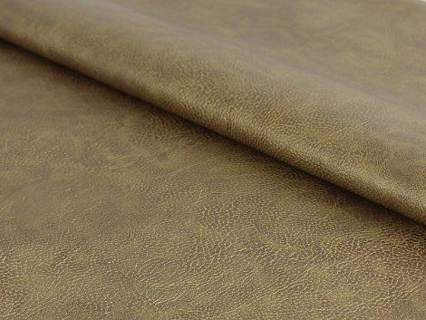 Kunstleder - Rolle 50x65cm - gold