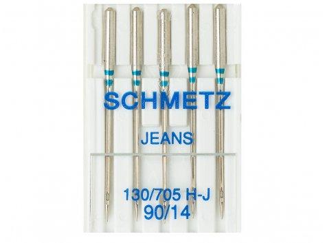 Nadel - Jeans - 130/705 H-J - 90/14 - Schmetz