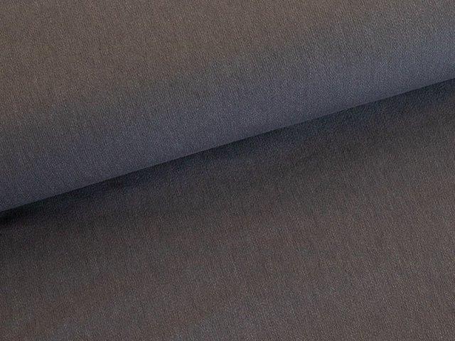 Jeans - Stretch - uni - grau
