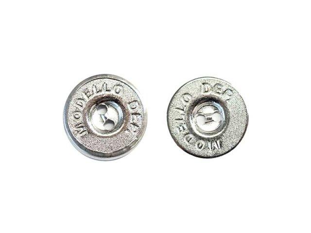 Magnetknopf - 2-Loch - 18mm