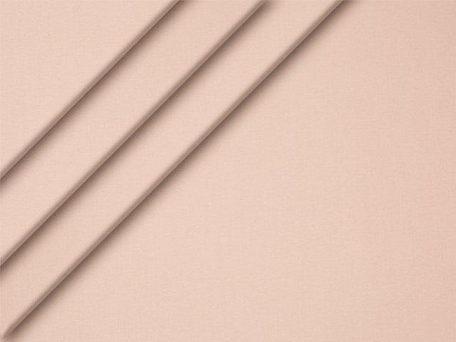BIO Popeline - uni - rosa