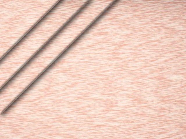 Sweat - rosa - melange - angeraut