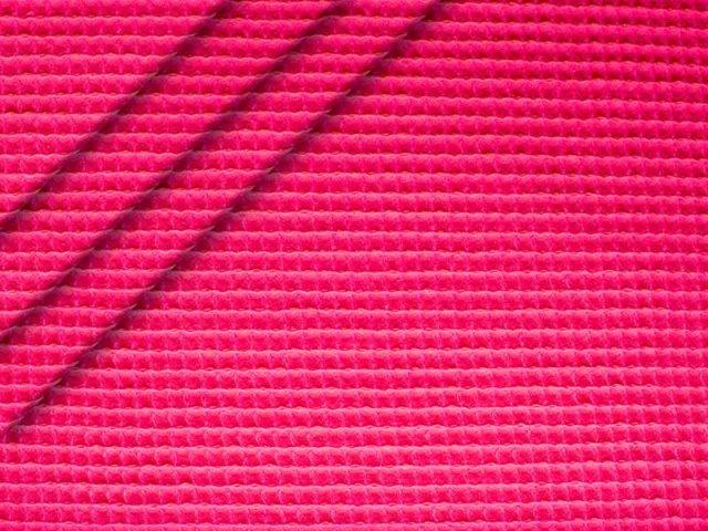 Baumwoll Waffelpiqué - pink