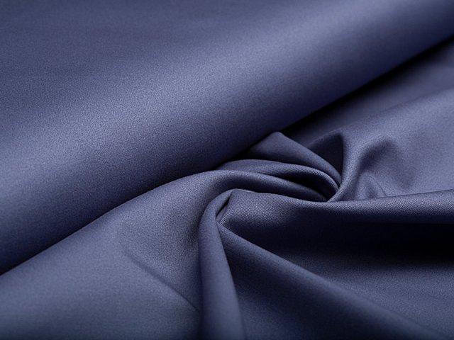 Stretch Twill - blau