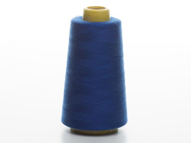 Overlockgarn - kobalt blau