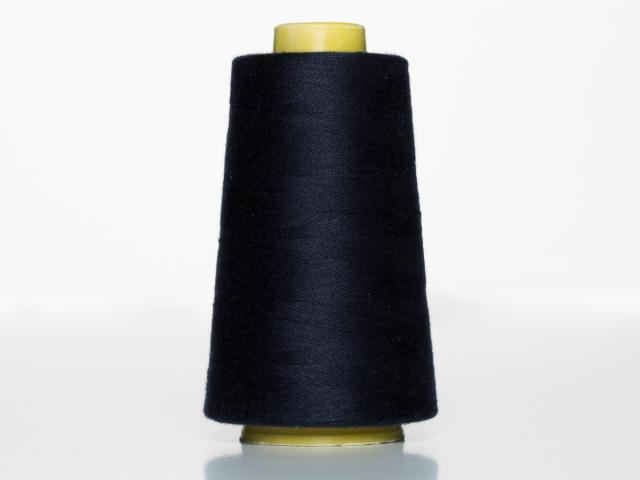 Overlockgarn - marineblau