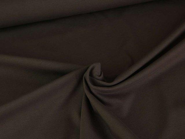 BIO Jersey Single - Fenja - braun