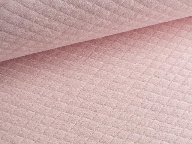 Baumwollstepp - rosa
