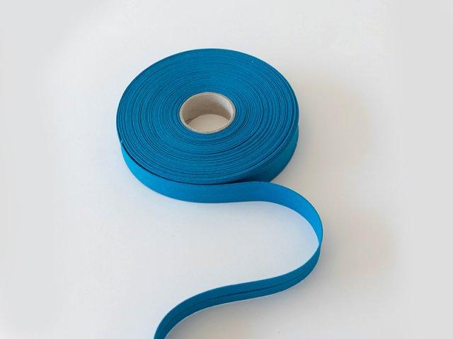 Schrägband versch. Farben - Baumwolle - 20mm - Prym dunkeltürkis
