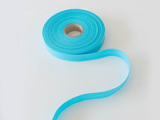 Schrägband versch. Farben - Baumwolle - 20mm - Prym türkis