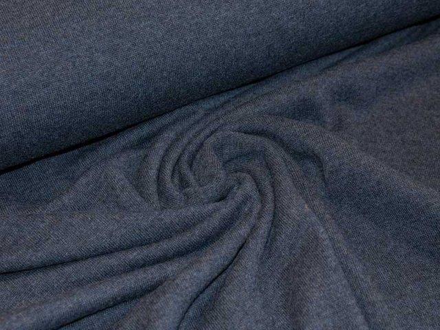 Merino SOFT - Strick - dunkelblau meliert