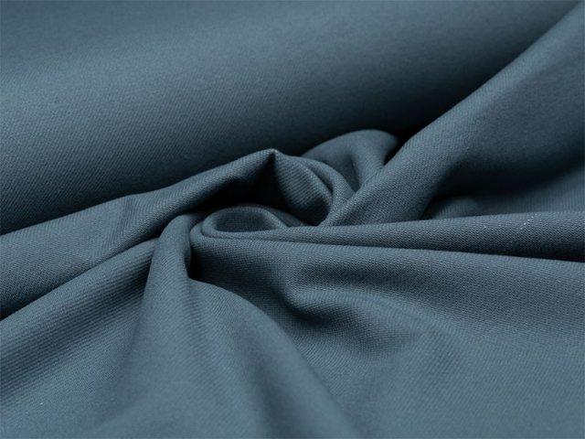 Jeggings - uni - grau - blau