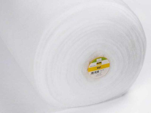 Volumenvlies - 281 - Vlieseline - weiß