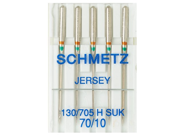Nadel - 130/705H - 70/10 - SUK - Ball Point - Schmetz