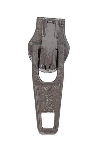 YKK Schieber 3mm dunkelbraun
