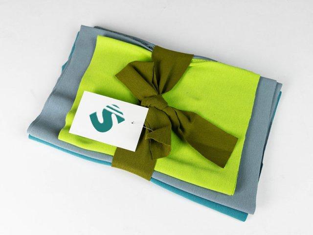 Stoffpaket  - Kunstleder - Stepper