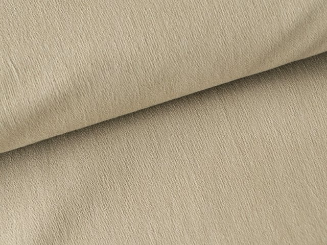 Jeans - Stretch - uni - sand