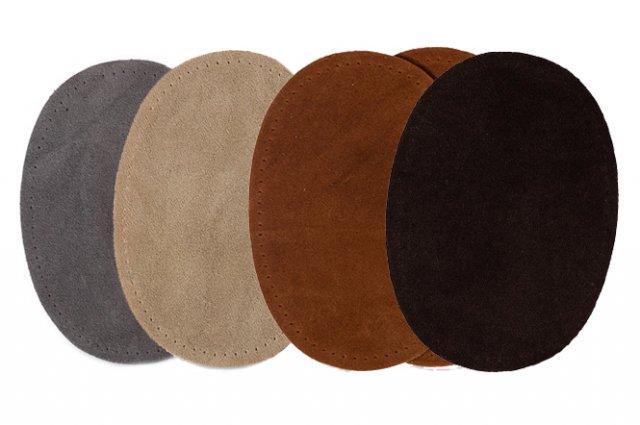 Prym Patch in Velourslederimitat - verschiedene Farben