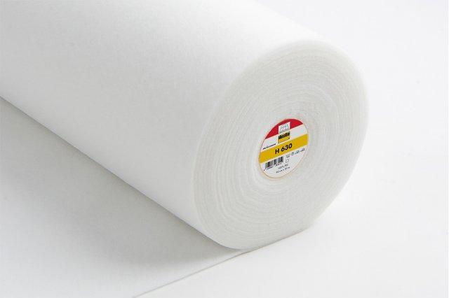 Volumenvlies - H630 - Vlieseline - weiß