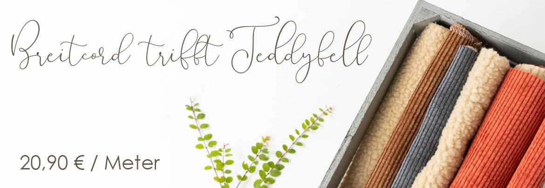Breitcord-Teddyfell