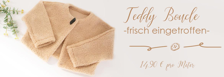 Teddy-Boucle
