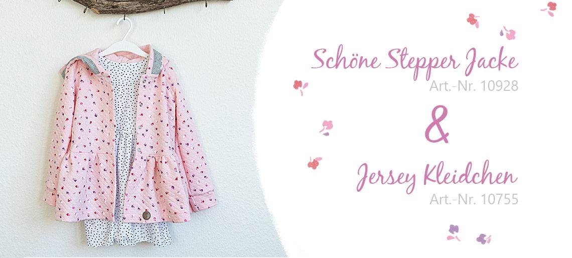 Musselin+Jersey-Kindermodell