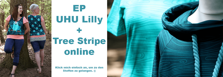 UHU Lilly + Tree Stripe