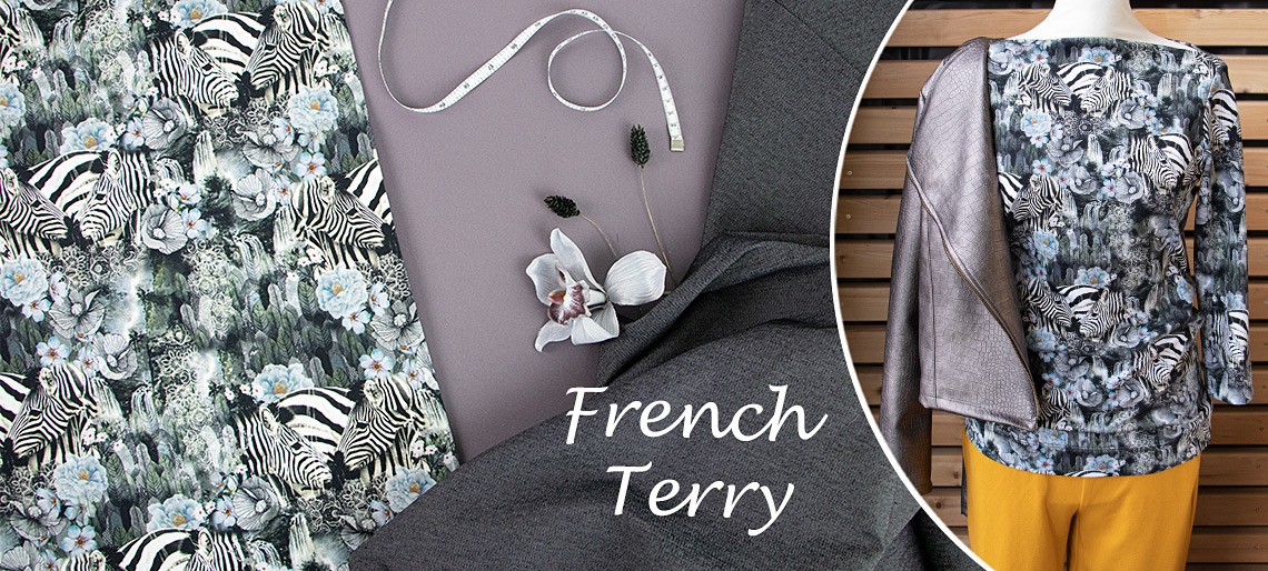 French-Terry-Zebra
